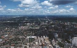 CN Tower view1